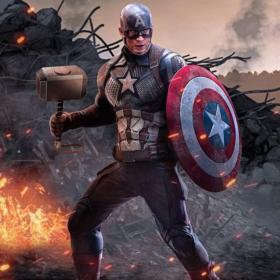 IMG 20190513 135351 054 | Captain America and Mjolnir